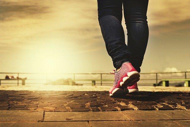 Les bienfaits de la marche sportive